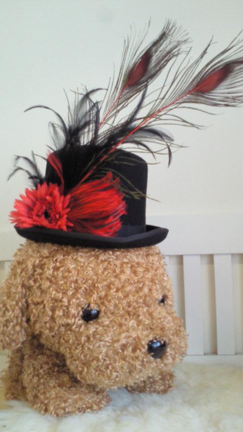 花婿の帽子